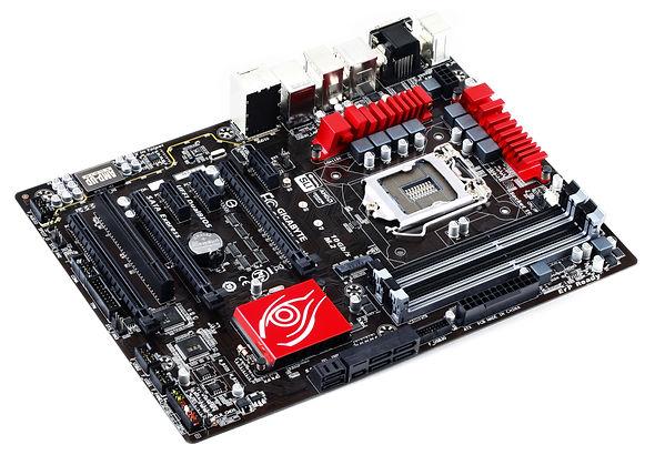 Placa base para PC marca Gigabyte, modelo Z97X Gaming