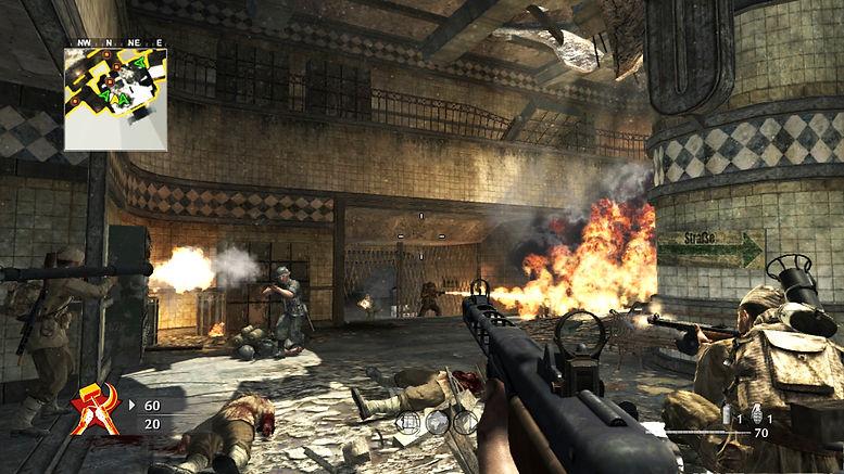 Imagen del juego Call of duty World at War