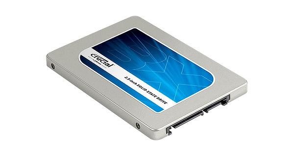 """Unidad SSD 2.5"""" para PC, marca Crucial, capacidad 1 TB, interfaz SATA-III"""