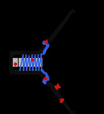 Elementos que componen un altavoz de bobina o altavoz dinámico