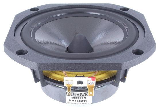 Altavoz de medios, ideal para reproducir las frecuencias medias