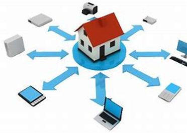 Los hogares de hoy día, cada vez con más equipos conectados a su LAN (Local Area Network)