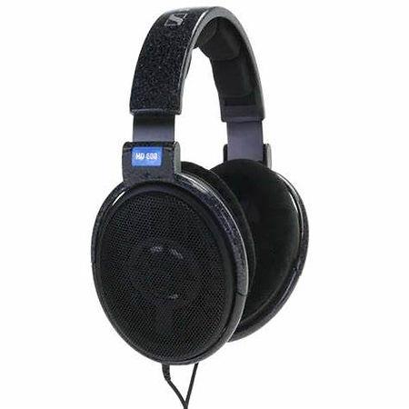 Auricular over-the ear o circumaural abierto, marca Sennheiser