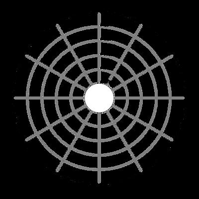Patrón polar micrófono omnidireccional