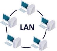 Qué es una LAN o red de área local