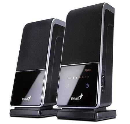 Altavoces para PC marca Genius, modelo SP-T1200