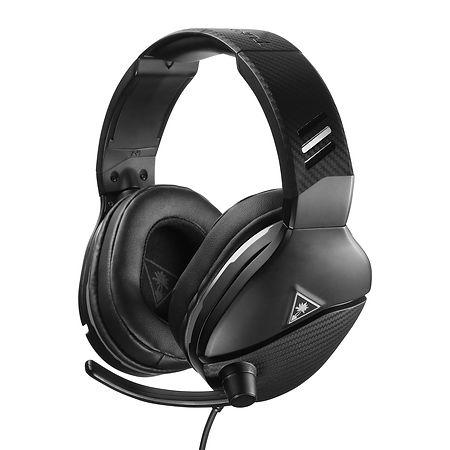 Auriculares para PC, marca Turtle Beach, modelo Recon 200, color negro