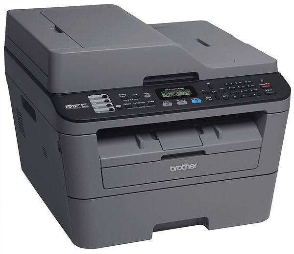 Impresora multifunción marca Brother, modelo MFC-L2700DW