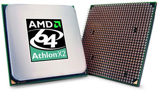 CPU marca AMD, modelo 64x2 Dual Core