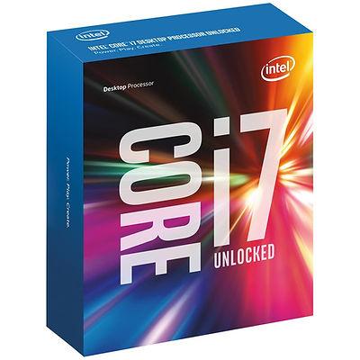 Procesador para PC, marca Intel, modelo Skylake Core i7 6700K
