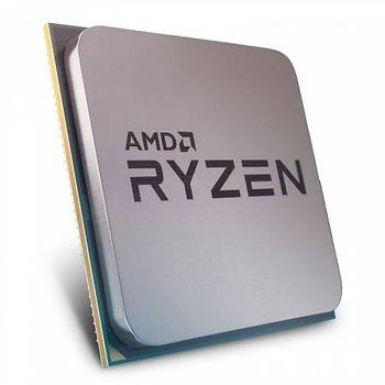 CPU marca AMD, modelo Ryzen 5, primera generación