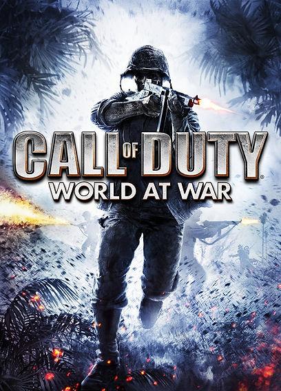 Carátula del juego Call of duty World at War