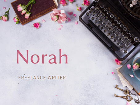 Lady Norah as a Real Estate Content Writer