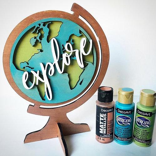 Explore Globe