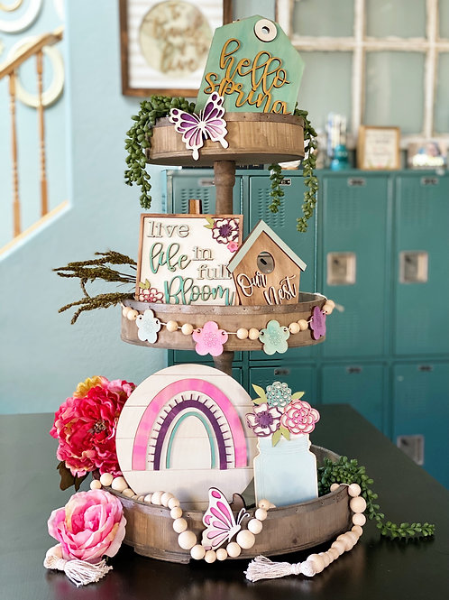 Hello Spring Décor Set