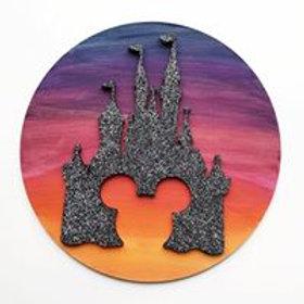 Disney Castle Circle
