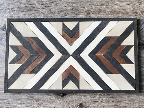 Quilt Sign - Navajo Pattern