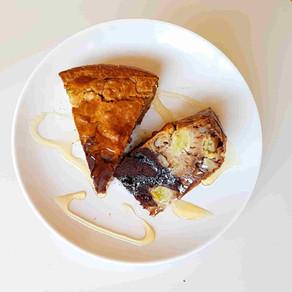Dairy free, gluten free tea cake