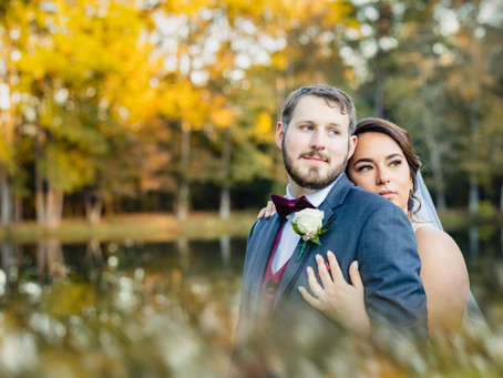 Taylor and Kyle's Wedding Story | Rusty Rose Event Center