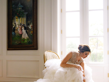 5 Tips for the most enjoyable Bridal Session