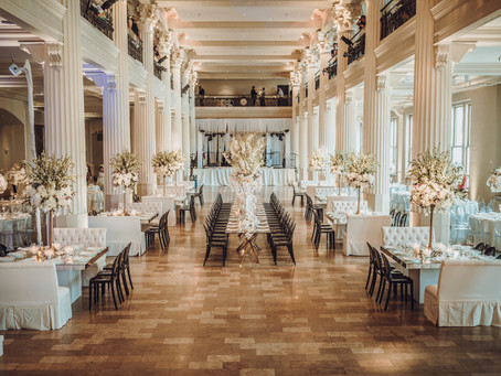 My favorite wedding venues in Houston, Texas
