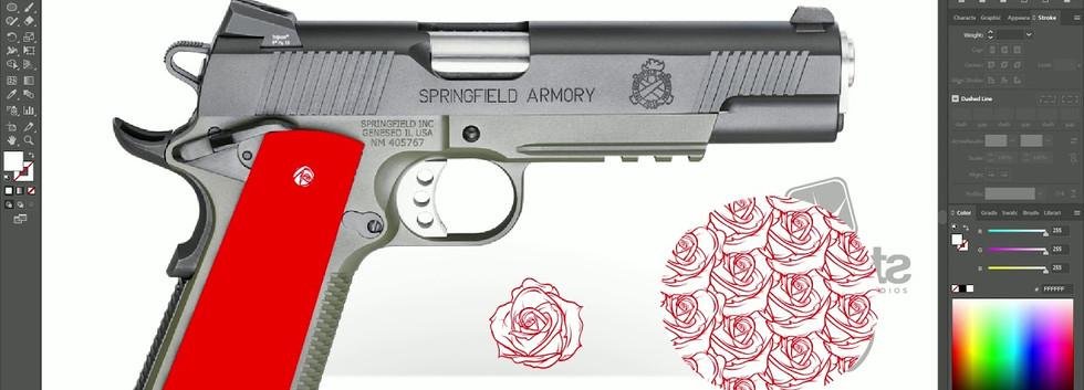 Custom Springfield 1911