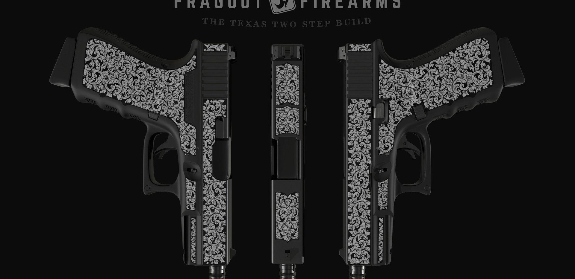 Fragout Firearms Laser Engraving Build