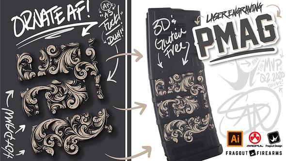ORNATE AF PMAG Design