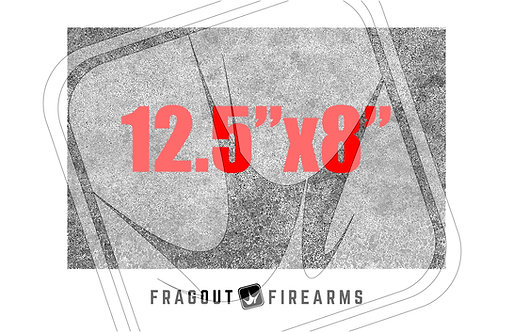 Mimic Hand Stipple & Texture Bundle by Fragout Firearms