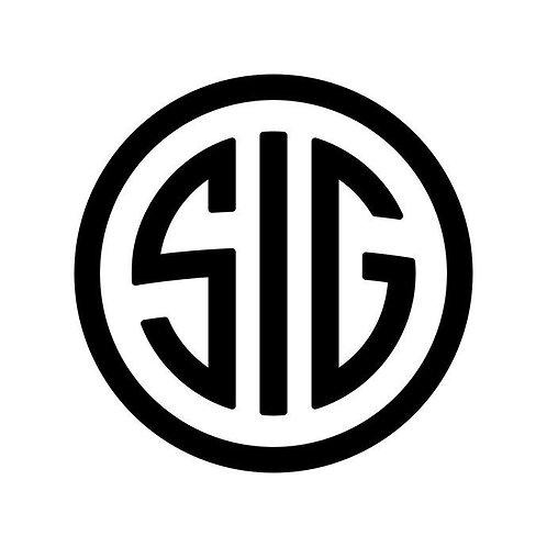 Sig Sauer Templates (43 vector models)