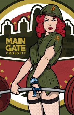Main Gate Crossfit
