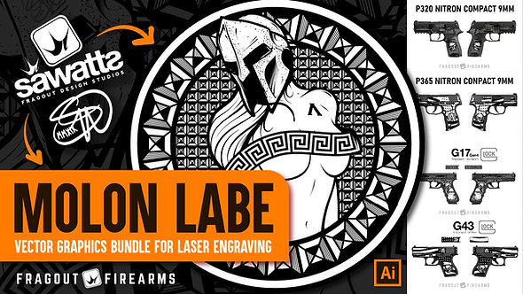 MOLON LABE Spartan Bundle (+builds)
