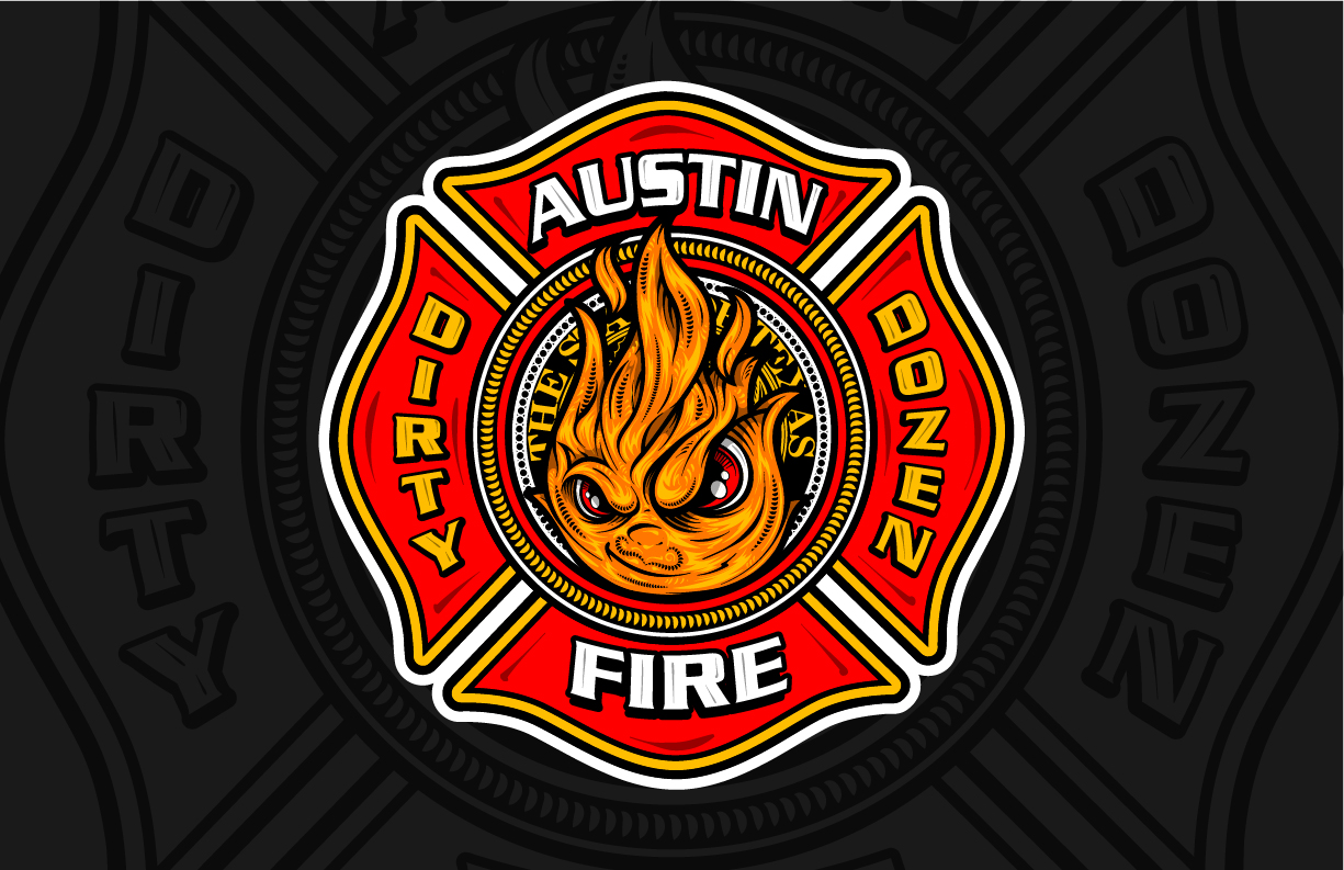 Austin TX LOGO DESIGN PATCH