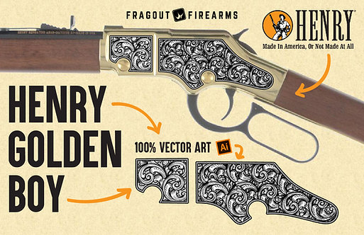 Golden Boy - Henry Arms Build