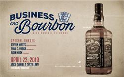 Business & Bourbon Logo Design