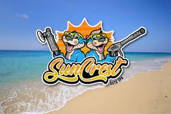 Suncrest Auto Spa Logo design