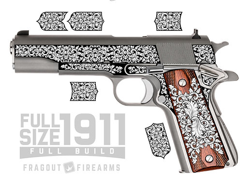 Texas Two Step - Full Size 1911