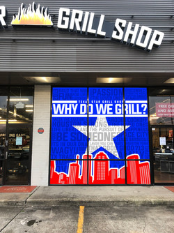 Texas Star Grill Shop