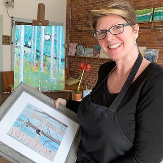 Katie O'Rourke, Vermont Artist