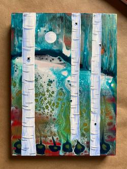 Summer Birch Series by Katie O'Rourke