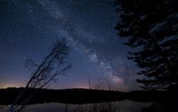 Maine stargazing