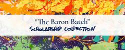 Scholarship Gallery website header