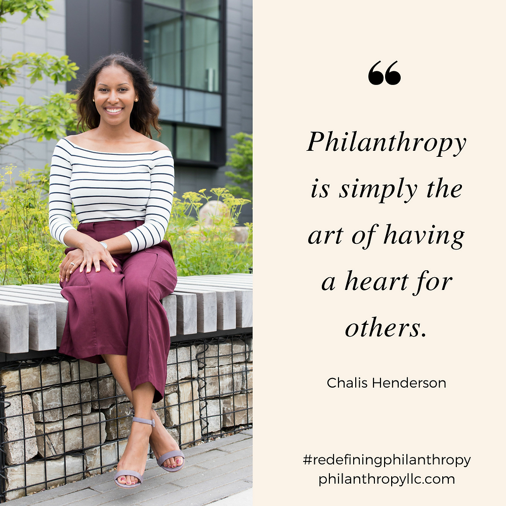 philanthropy definition