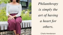 "Redefining ""Philanthropy"""