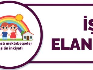 İŞ ELANI