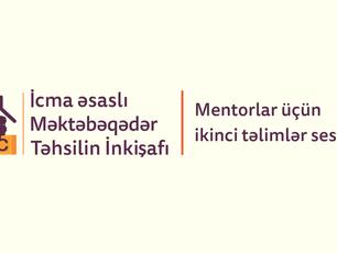 Mentorlar üçün ikinci təlimlər sessiyası