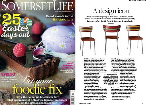 Somerset Life Press Artice
