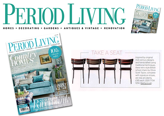 Period Living Press Article