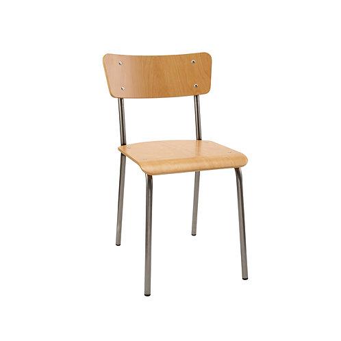 The Original Beech Contemporary School Chair Ref No.8