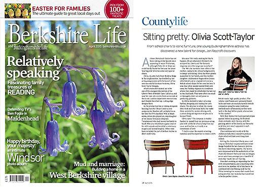 Berkshire Life Press Article